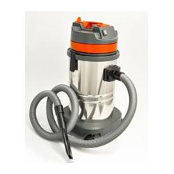 Aspiradora marca ORM modelo INX 30 para sólidos y líquidos.